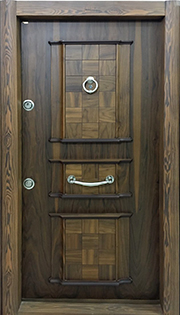درب ضد سرقت ترک lمدل c1002